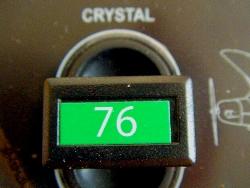Obrázek výměnného krystalu